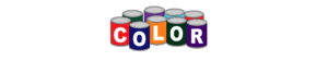 English Color and Supply Logo